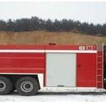 Xe chữa cháy bọt nước – 8000N – 800F