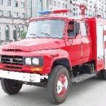 Xe chữa cháy bọt nước – DONGFENG 140