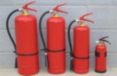 Bình chữa cháy khí C02 MFZ8 ABC
