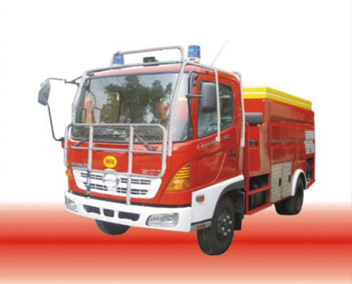 Xe chữa cháy Hino FT 1JGUA/FVN FT