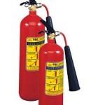 Bình chữa cháy khí C02 – SMAF MT2