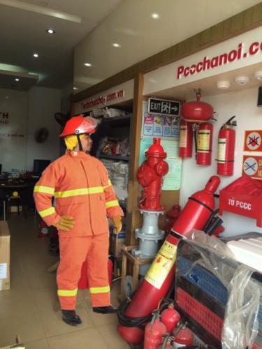 Giải pháp cung cấp nước phục vụ phòng cháy chữa cháy của HTH