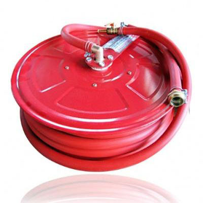 Vòi chữa cháy Rulo Malaysia có độ dài lên tới 30m dễ dàng lắp đặt kết nối với các phụ kiện phòng cháy.