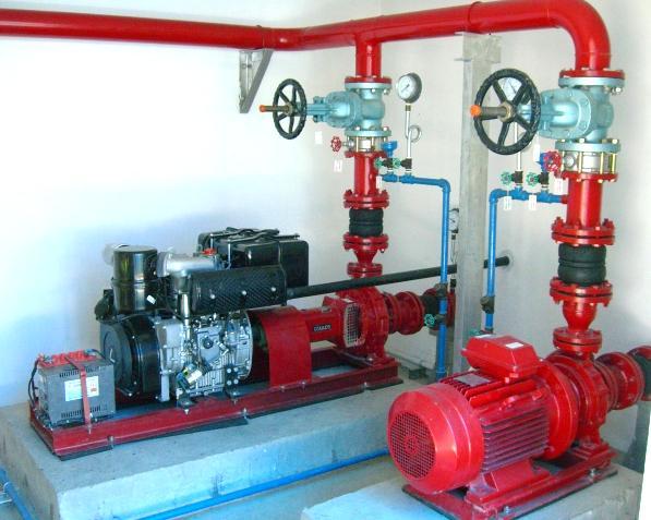 Dự án lắp đặt hệ thống thiết bị PCCC cho công ty TNHH TM và DV Thu Thảo