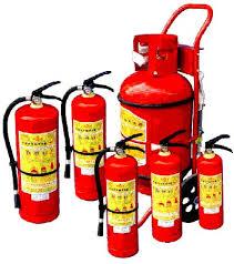 Cách phân biệt tác dụng của bình bột chữa cháy