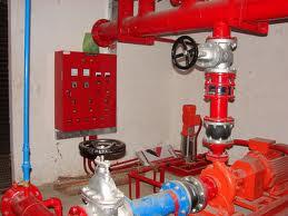 Xây dựng hệ thống chữa cháy