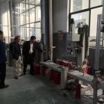 Giới thiệu quy trình nạp bình bột chữa cháy tại HTH Company