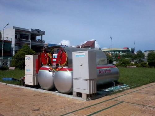 Cung cấp thiết bị phòng cháy chữa cháy cho công ty CP máy công nghiệp REAMAC
