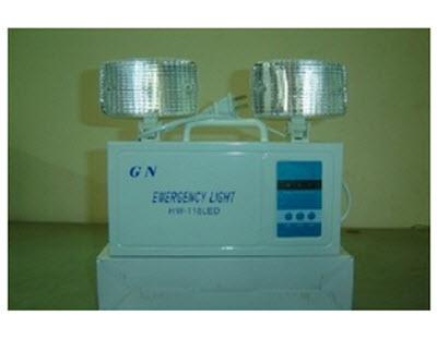 Công suất hoạt động của đèn sự cố chữa cháy HW-118AC