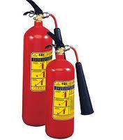 Bình chữa cháy khí C02 MT2