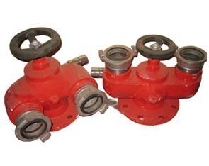 Họng tiếp nước chữa cháy - VCC-4