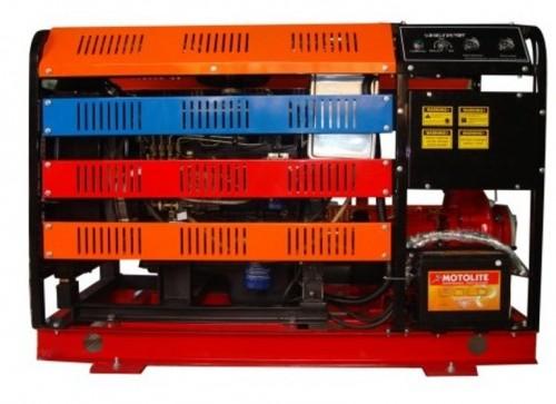 Máy bơm PCCC Hyundai - D4BB-MB80