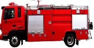 Xe chữa cháy bọt nước - 6000N - 600F