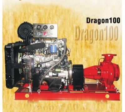 Máy bơm PCCC Hyundai - Dragon100