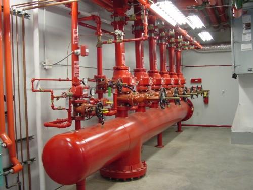 Hệ thống phòng cháy chữa cháy tiêu chuẩn quốc tế