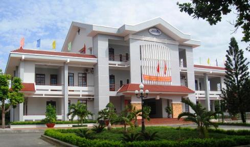 Trụ sở công ty Quang Phong