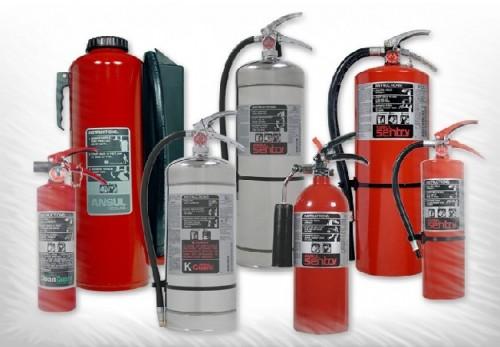 Những câu hỏi thường gặp về bình chữa cháy
