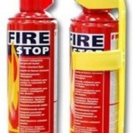 Bình chữa cháy bột – Fire Stop Mini