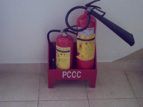 Lưu ý bảo quản bình chữa cháy khí CO2