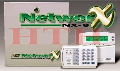 Trung tâm báo cháy Networx NX-8E