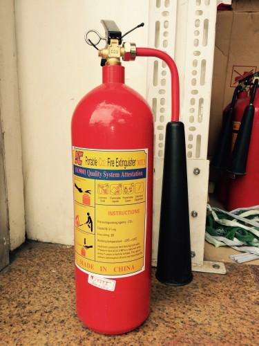 Bình chữa cháy khí co2