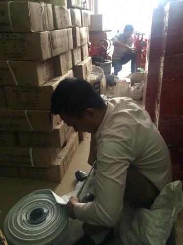 Dự án cung cấp thiết bị chữa cháy cho khu công nghiệp Quang Minh