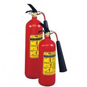 Bình chữa cháy khí CO
