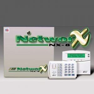 Thiết bị báo cháy NetworkX