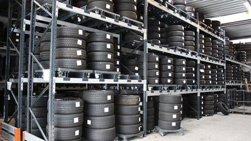 Ứng dụng bồn chứa foam chữa cháy cho nhà kho lốp xe