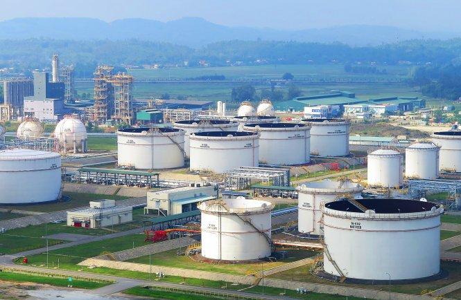 Ứng dụng bồn chứa foam chữa cháy cho nhà máy lọc dầu