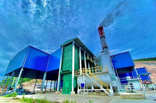 Ứng dụng bồn chứa foam chữa cháy cho nhà máy xử lý rác thải, bao bì